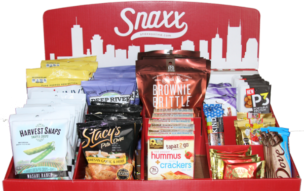 Snacks for Nashville and Franklin, KY businesses