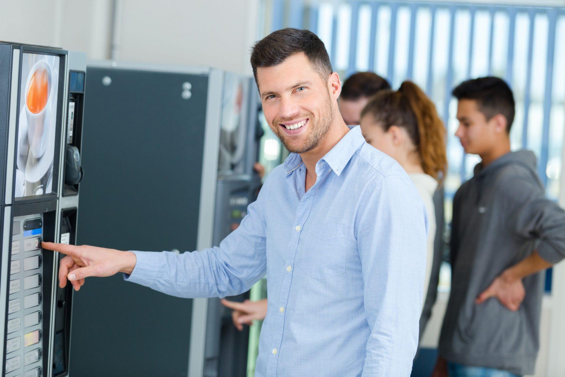 vending technology in nashville break rooms
