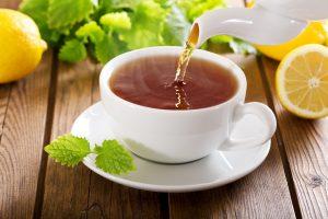 Caffeinated Tea Options in Nashville