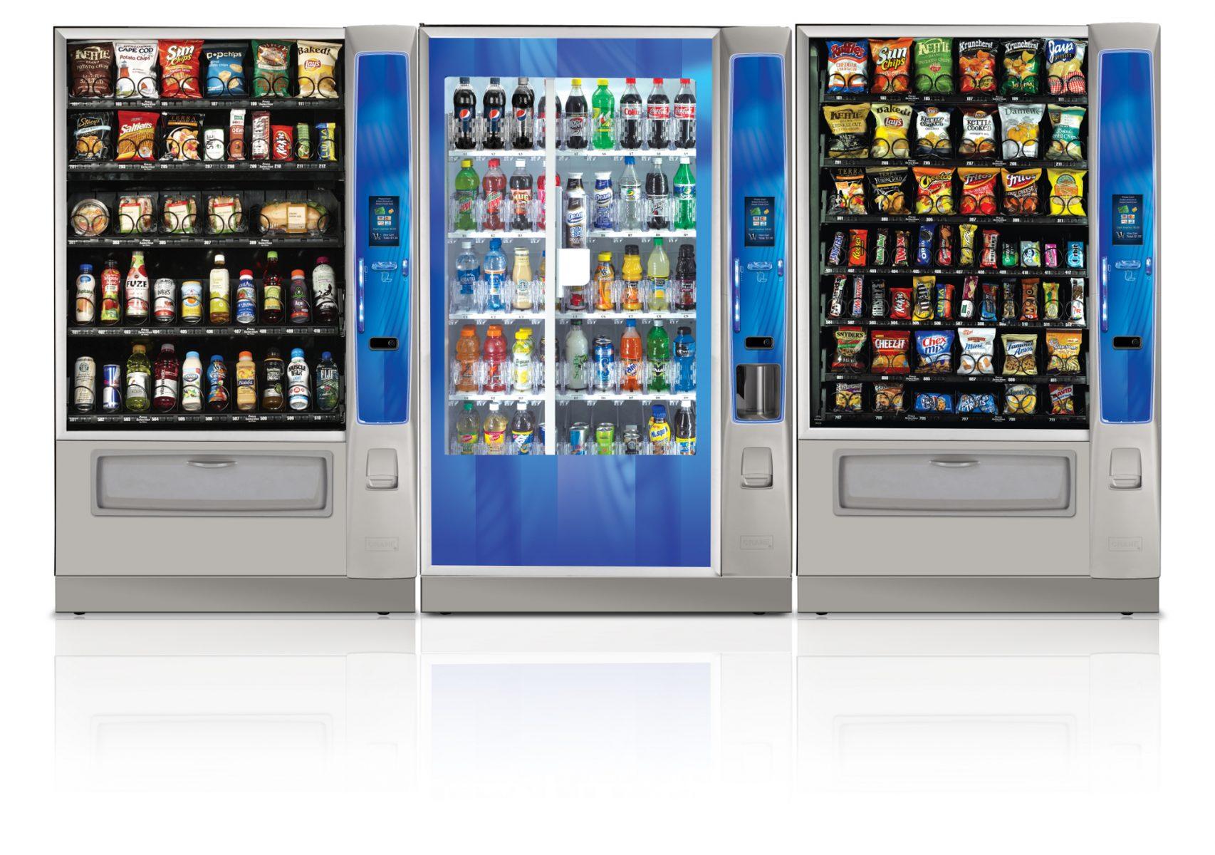 Nashville Vending | Micro-Markets | Nashville Vending Machines | Foods | Snacks | Beverages